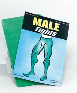 Male Green Tights