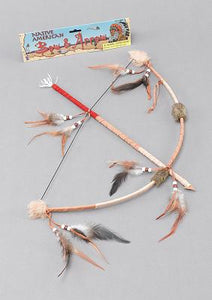 Deluxe Indian Bow & Arrow