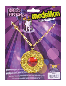 Disco Fever Medallion