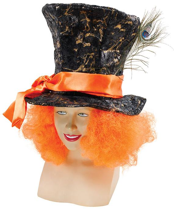 Mad Hatter Hat & Hair