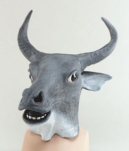 Cow Rubber Mask