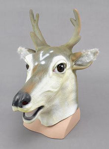 Stag / Deer Rubber Mask