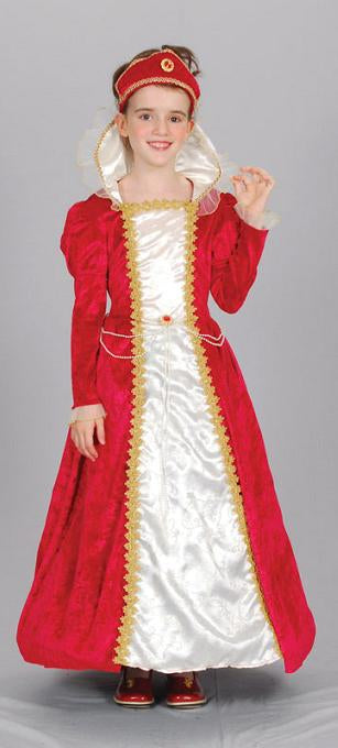 Red Princess Costume