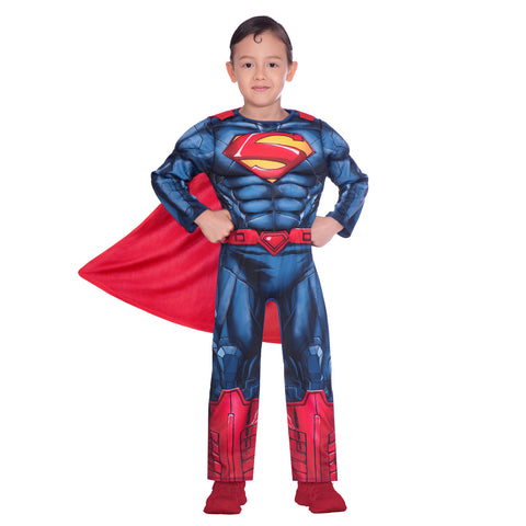 Child's Superman Classic Costume