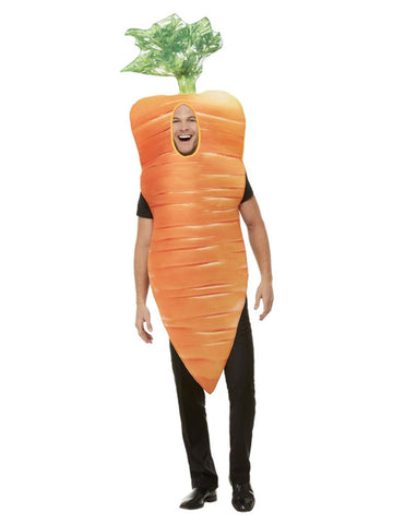 Christmas Carrot Costume