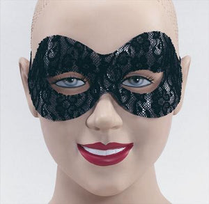 Lace Domino Eye Mask