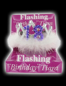 18th Flashing Tiara