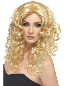 Blonde 70s Glamour Wig