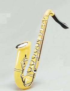 Inflatable Saxophone