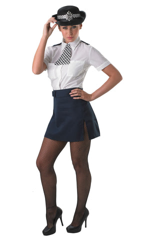 Ladies Police Officer Costume
