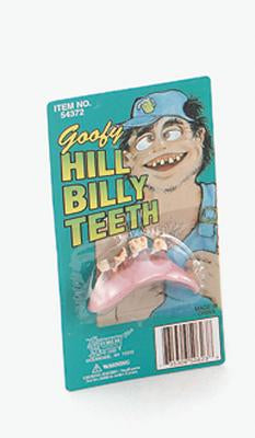 Hill Billy Teeth