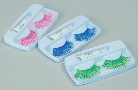 Eyelashes Blue