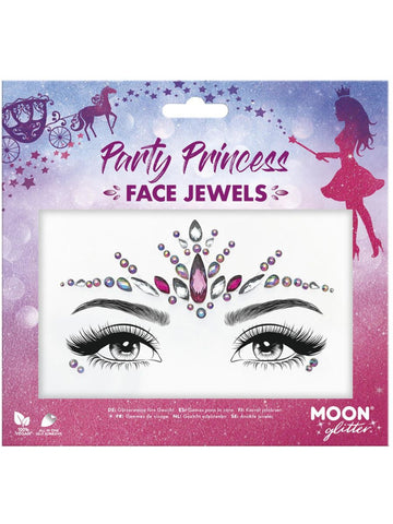 Party Princess Face Jewels