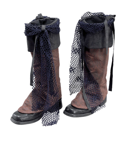 Pirate Distressed Look Boot Tops