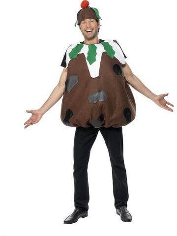 Deluxe Christmas Pudding Costume