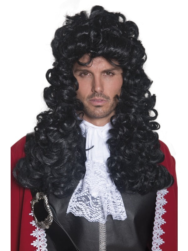 Authentic Captain Pirate Wig
