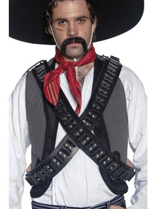 Authentic Western Mexican Bandolier