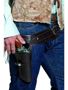 Authentic Western Wandering Gunman Holster