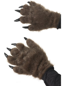 Hairy Monster Hands
