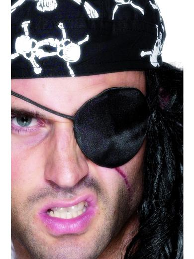 Pirate Satin Eyepatch