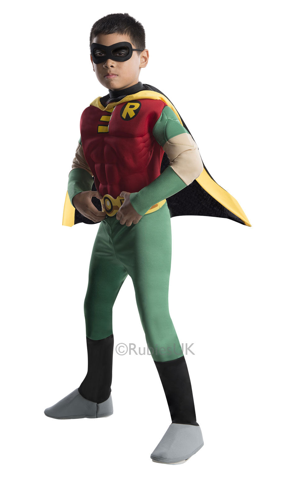 Muscle Chest Robin Costume
