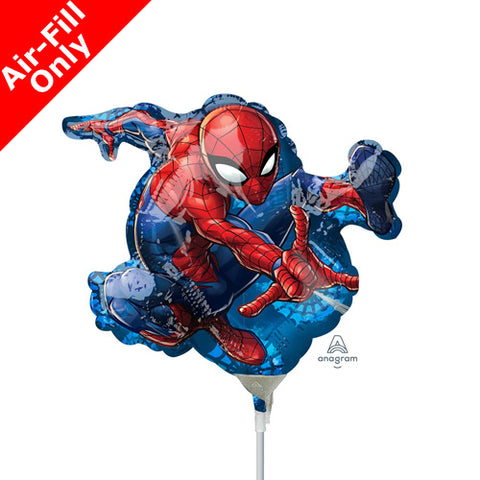 Ultimate Spider-Man Balloon on Stick