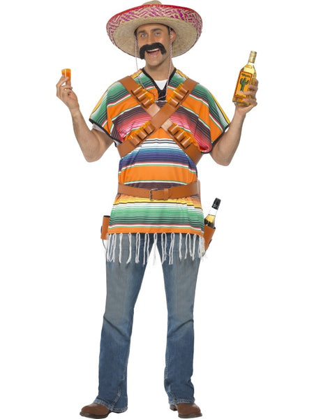 Tequila Shooter Guy Costume