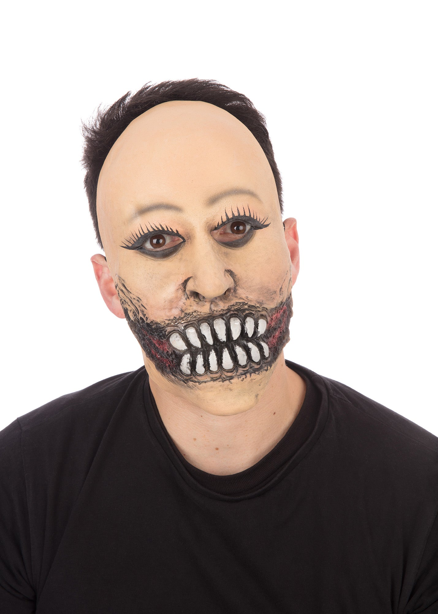 Terror Teeth Doll Mask