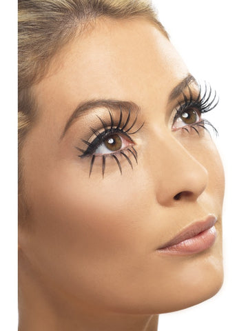 Top & Bottom Spikey Eyelashes