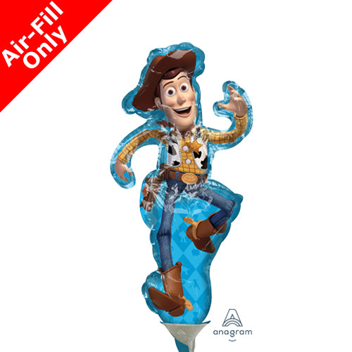 Woody Toy Story 4 Balloon on Stick