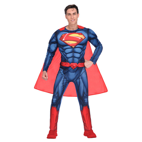 Adult's Superman Classic Costume