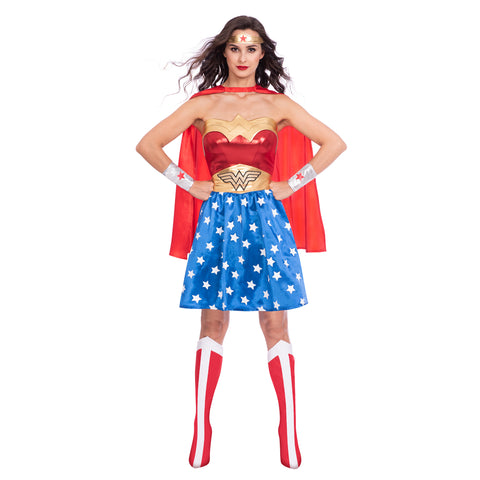 Adult's Classic Wonder Woman Costume