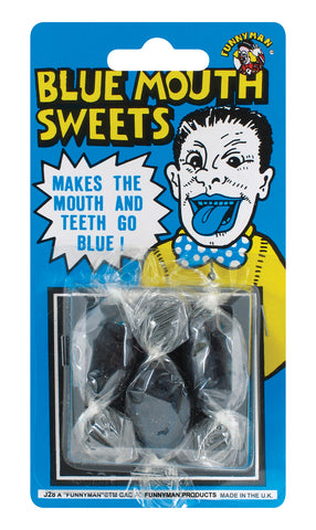 Blue Mouth Sweets 3pk