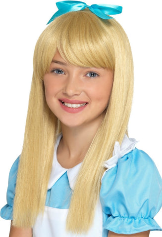 Child's Wonderland Princess Wig