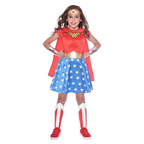 Child's Classic Wonder Woman Costume
