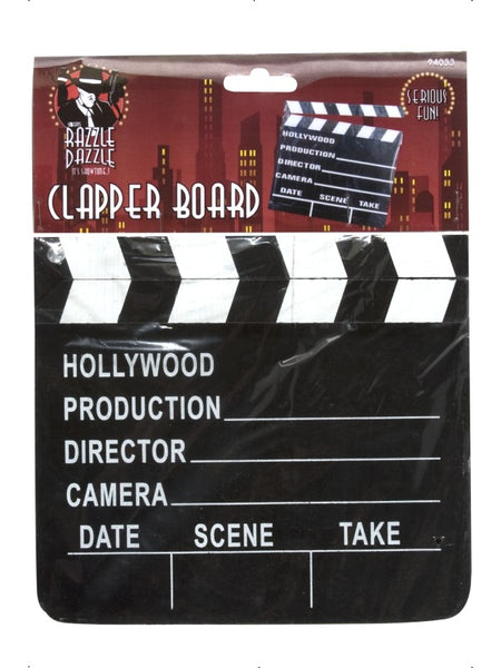 Film Director Clapper Board