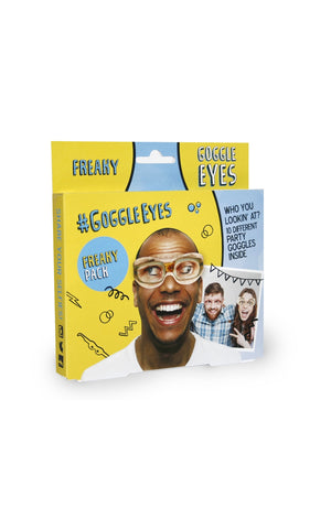 Freaky Goggle Eyes Party Props