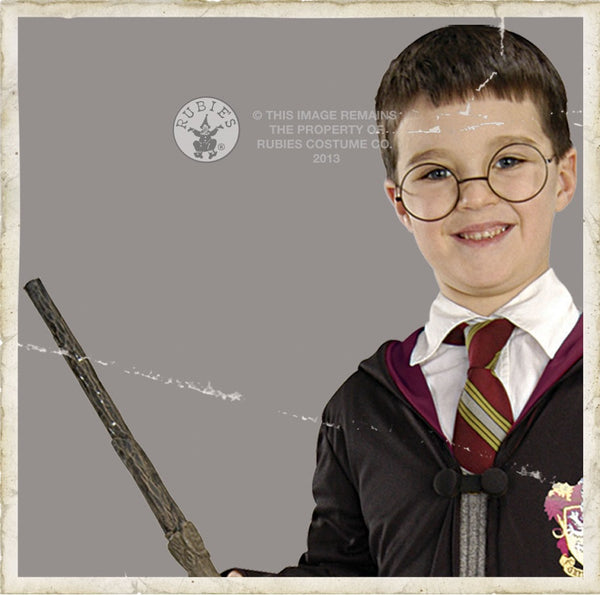 Harry Potter Wand & Glasses