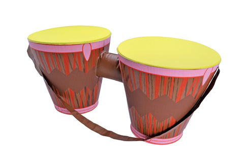 Inflatable Bongo Drums