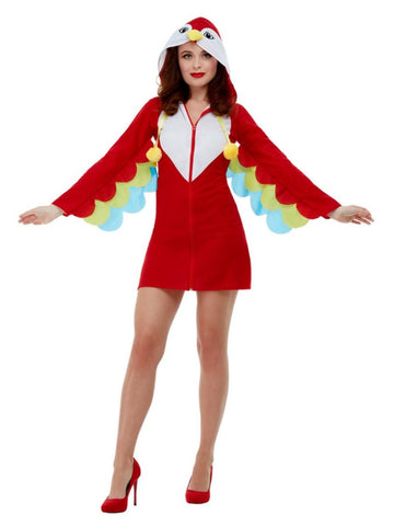 Ladies' Parrot Costume
