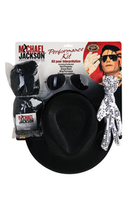 Michael Jackson Accessories set