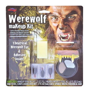 Werewolf Make Up Kit