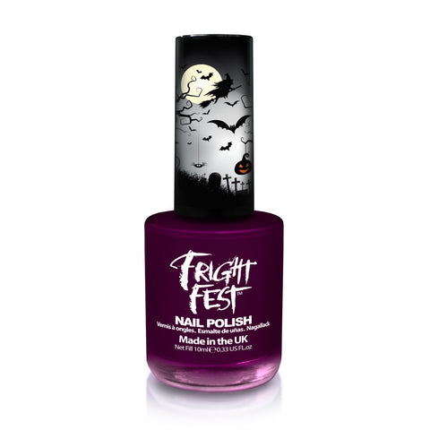 Fright Fest Purple Poison Nail Polish