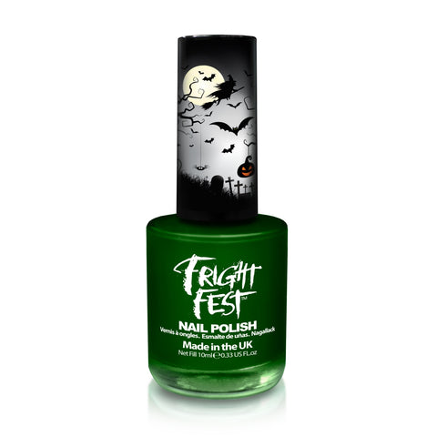 Fright Fest Zombie Green Nail Polish