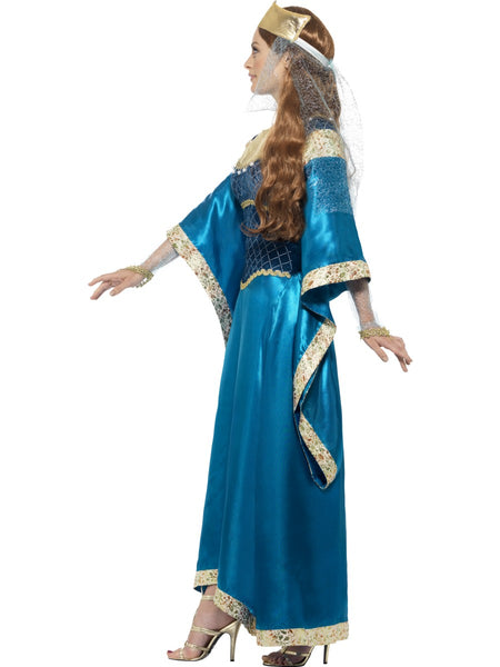 Old England Maid Marion Costume