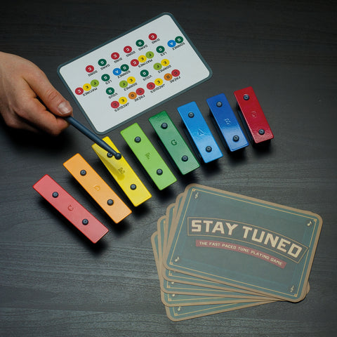 Stay Tuned Xylophone Game