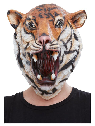 Roaring Tiger Latex Mask