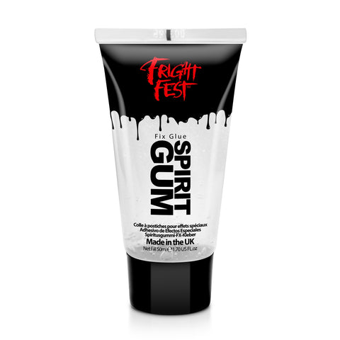 Fright Fest Spirit Gum Tube (50ml)