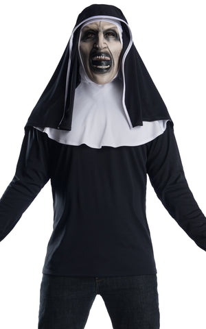 The Conjuring Nun Top Costume