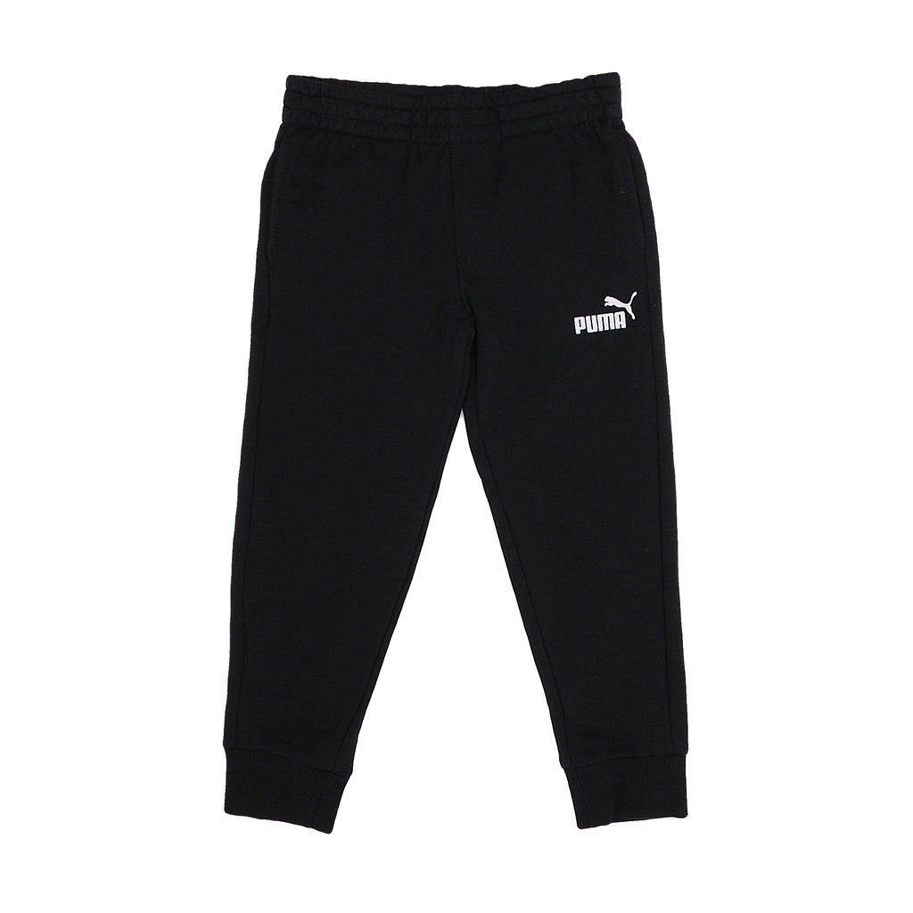 PUMA Little Boys matching bottoms Pants Feature 2 Side Pockets and big cat logo on leg